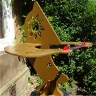 DIHELION SUNDIAL AT SUMMER SOLSTICE