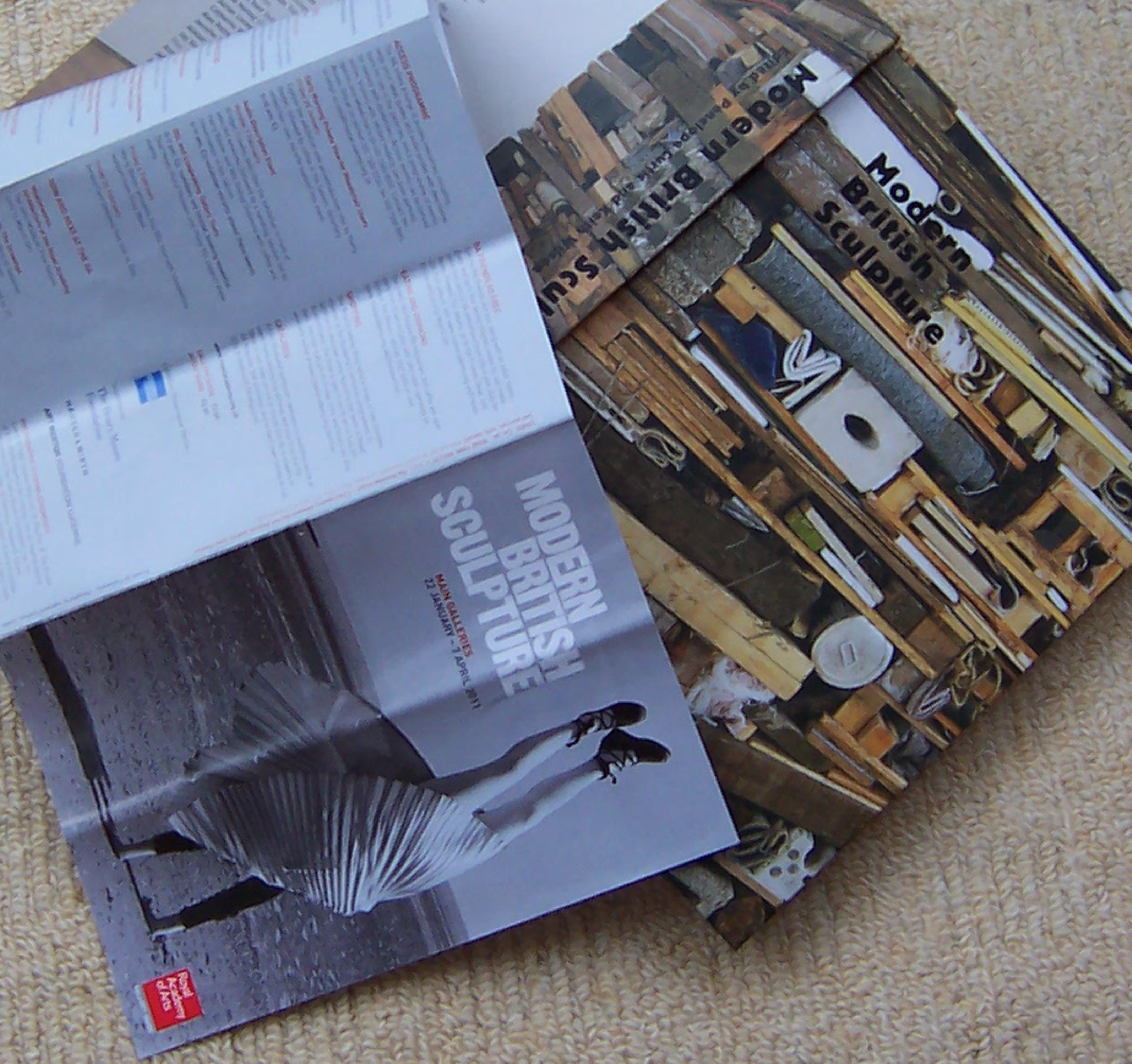 RA Modern British Sculpture Exhibition