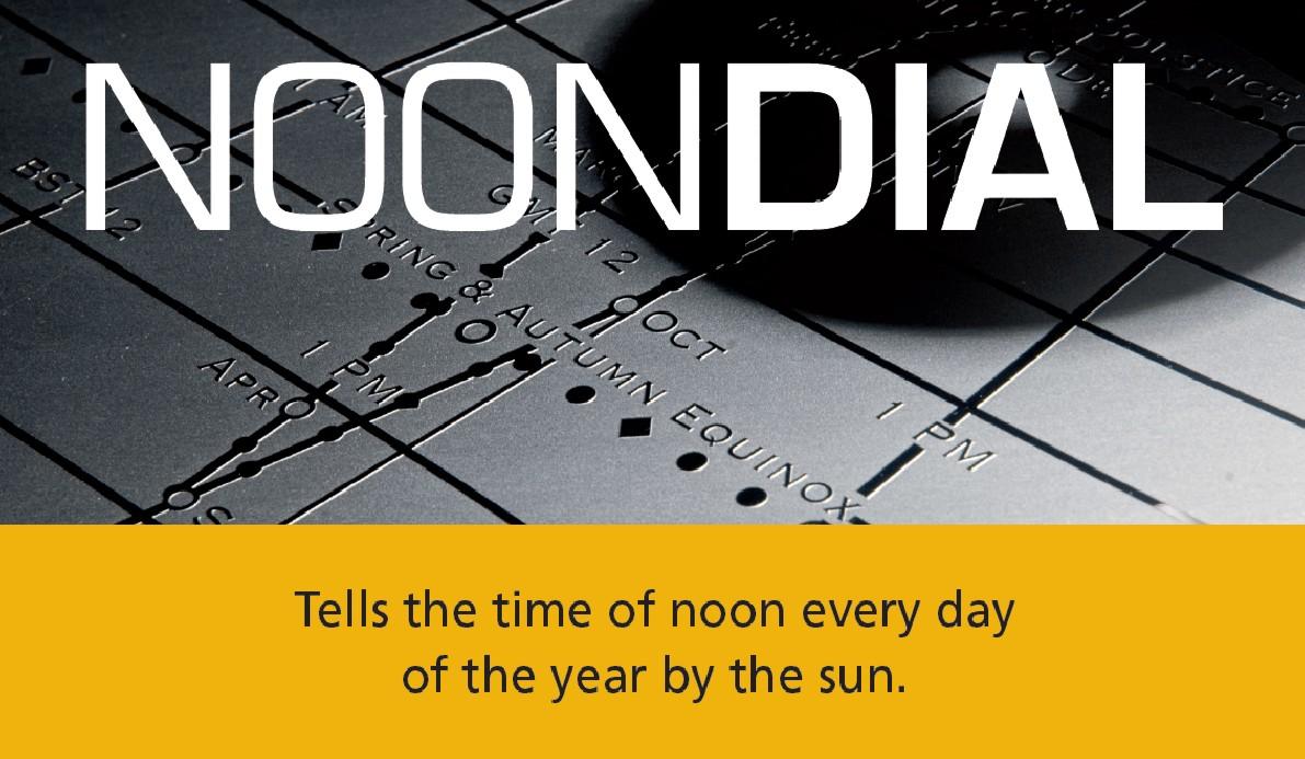 noondial banner
