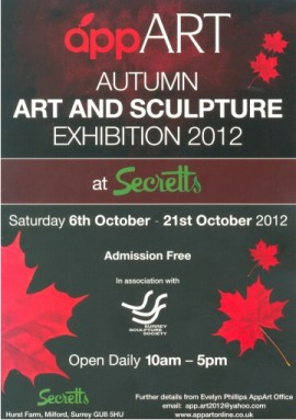 APPART ART AND SCULPTURE EXHIBITION