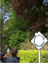 Inverewe Garden Sundial