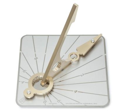 Sundial design: Hourdial