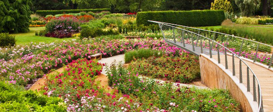 The Savill Garden is part of The Royal Landscape