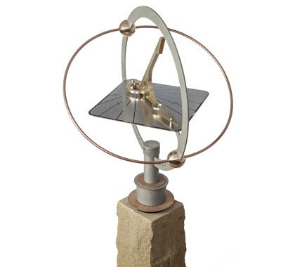 Sundial design: Orbdial