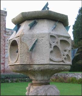 Scottish Sundial